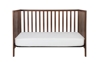 Union 3-in-1 Convertible Crib Espresso Finish