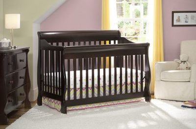 Delta Children Canton 4-in-1 Crib